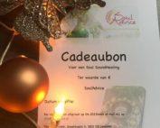 cadeaubon, Soul SoundHealing